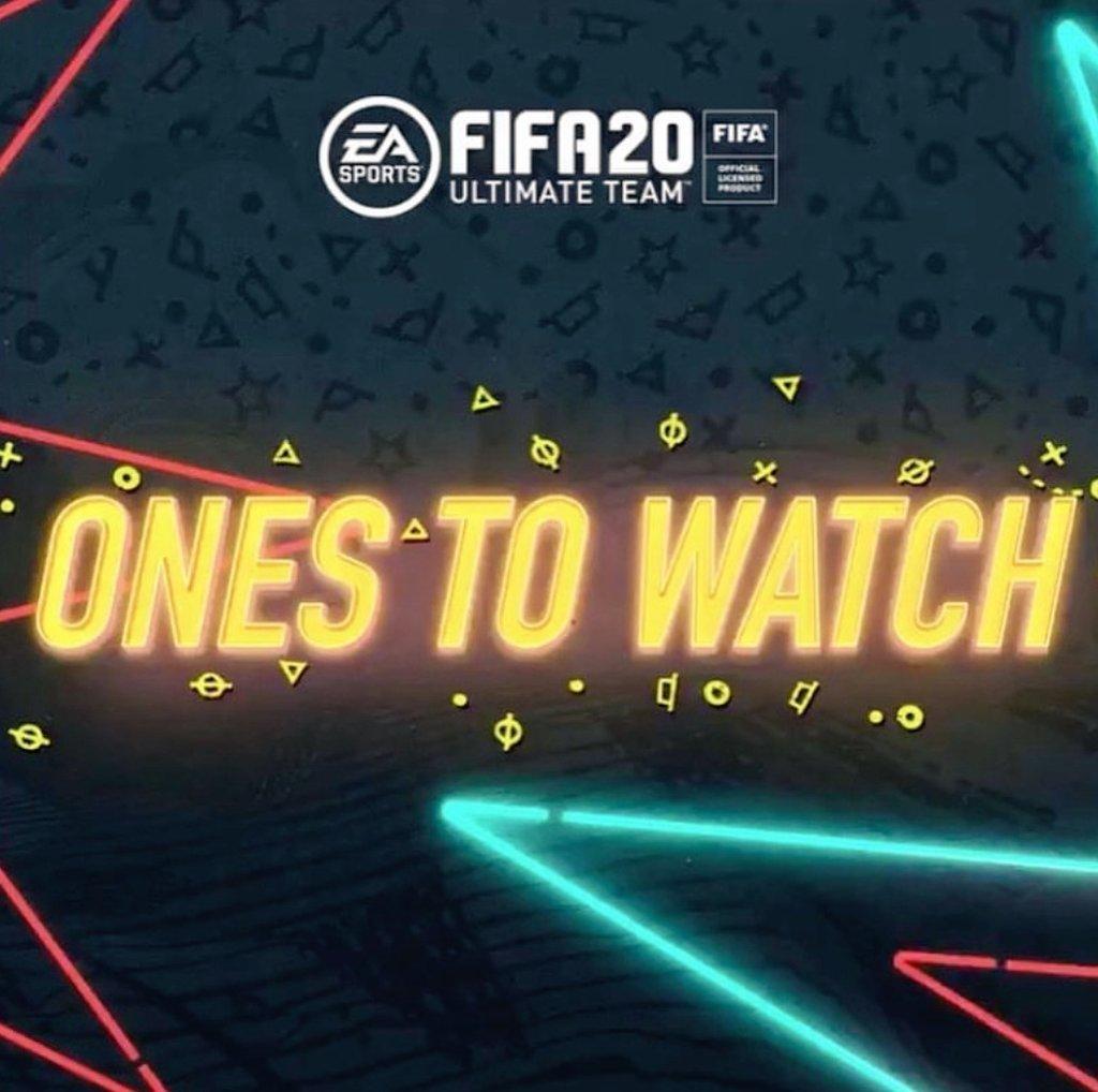 注目の新イベント ワンズトゥウォッチ (OTW)排出開始! UT fifa20