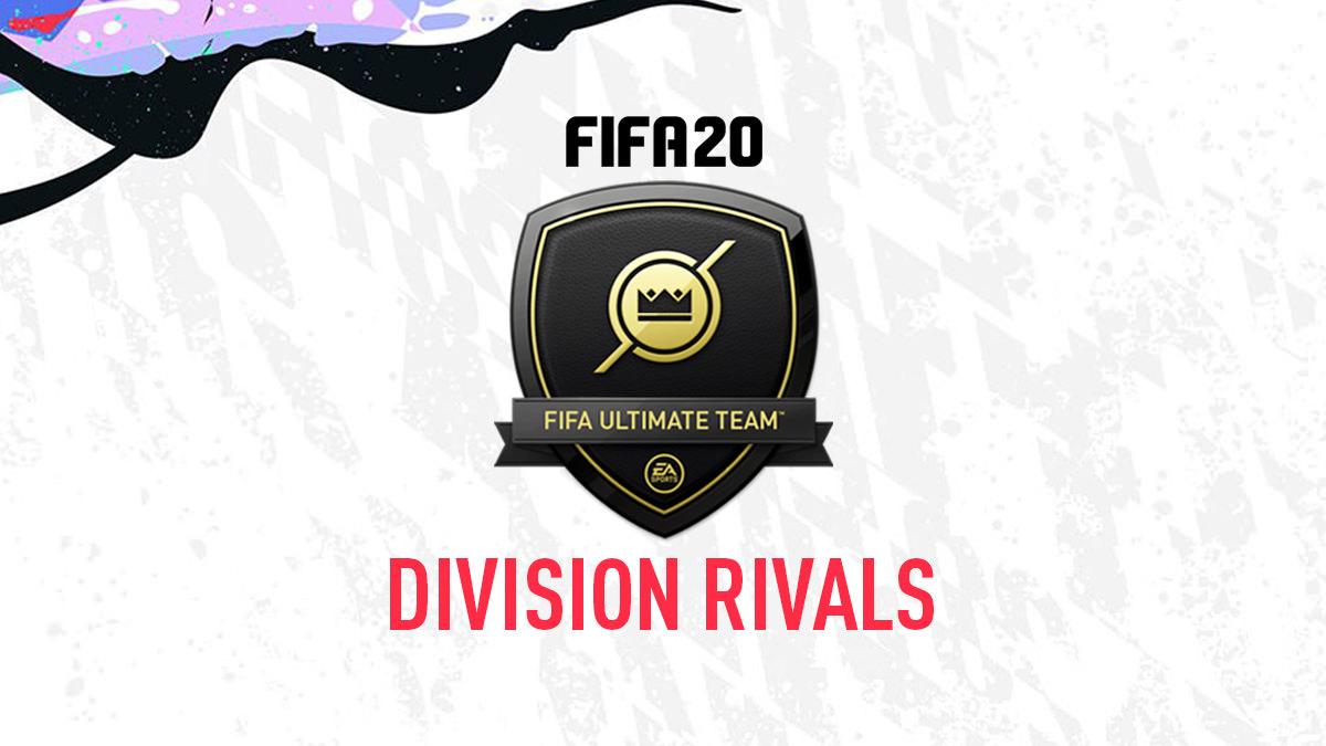 FIFA20!ランク・ディビジョン毎のDR(ディビジョンライバルズ)報酬をまとめてみたゾ!